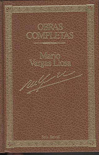 9788432223518: Vargas llosa : obras completas (t.1)