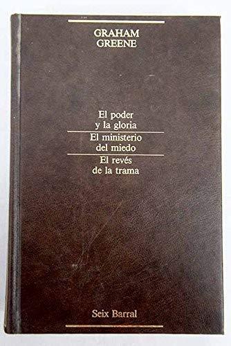 9788432223563: Greene: Obras completas. (Tomo 1) El poder y la Gloria El ministerio del Miedo
