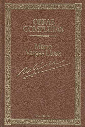 9788432223693: Vargas llosa