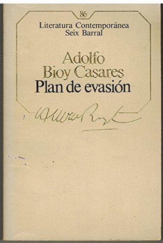 9788432224430: Plan de Evasion