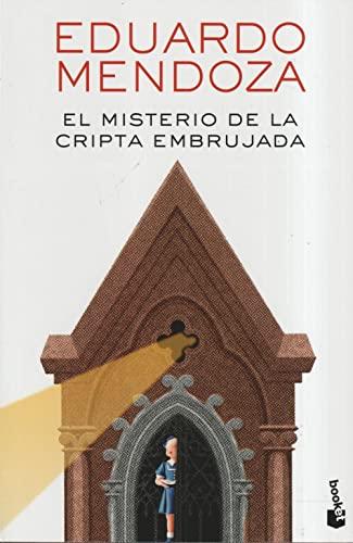 9788432225864: El misterio de la cripta embrujada (Biblioteca Eduardo Mendoza)