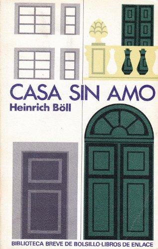 9788432226779: CASA SIN AMO