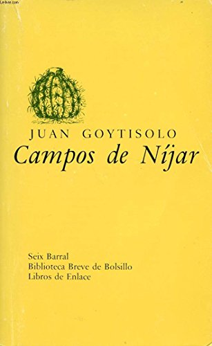 9788432227233: Campos de Níjar (Biblioteca breve de bolsillo : Libros de enlace ; 123) (Spanish Edition)