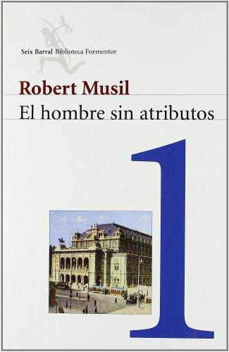 9788432227745: (2 tomos) hombre sin atributos, el (Biblioteca Formentor)