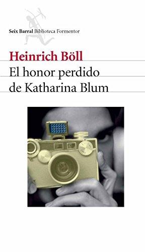 9788432228087: El honor perdido de Katharina Blum