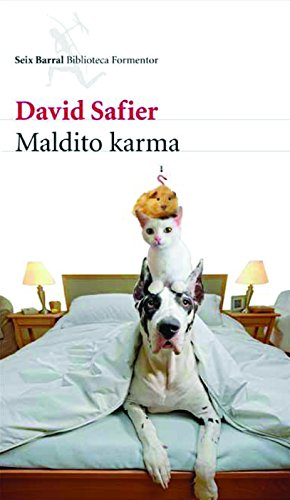 9788432228582: Maldito Karma (Seix Barral Biblioteca Formentor) (Spanish Edition)
