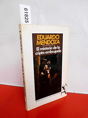 9788432230073: Misterio de la cripta embrujada,el: El Misterio De La Cripta Embrujada (Biblioteca de bolsillo)