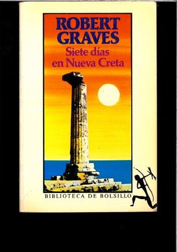 9788432230226: Siete días en Nueva Creta
