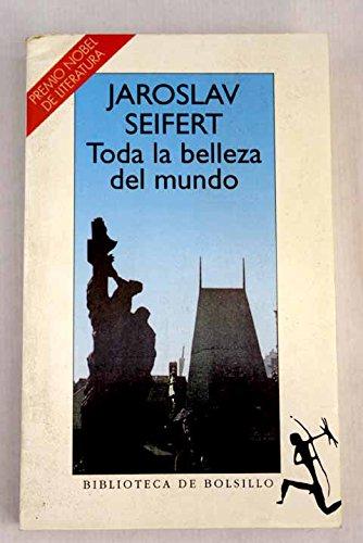 9788432231261: TODA BELLEZA DEL MUNDO (SEIX B.)