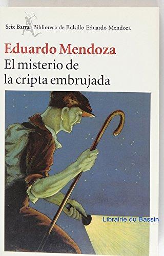 9788432231490: Misterio de la cripta embrujada, el (Biblioteca Eduardo Mendoza)