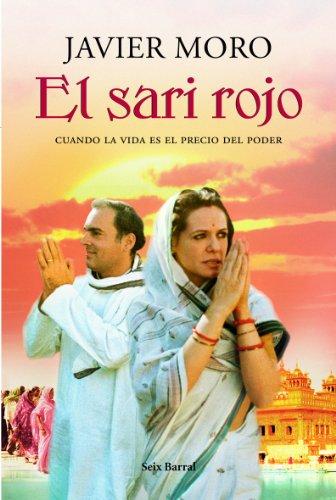 El sari rojo: Moro, Javier