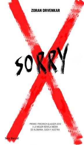9788432232039: SORRY.SEIX BARRAL.