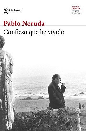 9788432233081: Confieso que he vivido (Biblioteca Breve)