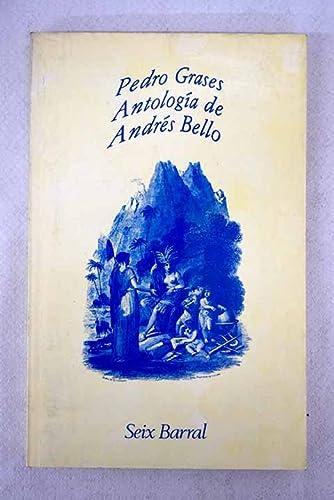 9788432238413: Antología (Biblioteca breve de bolsillo : Serie mayor ; 40) (Spanish Edition)