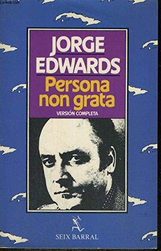 9788432245107: Persona non grata (Spanish Edition)