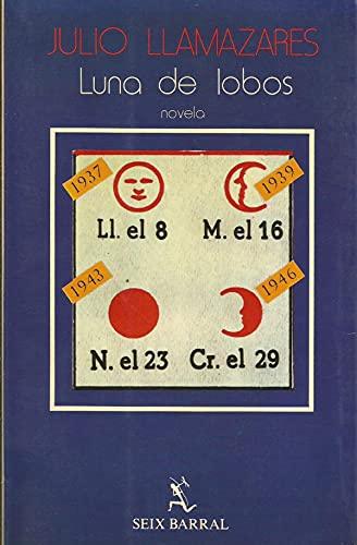 9788432245503: Luna de lobos (Espagnol)