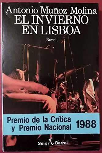 9788432245930: El invierno en Lisboa (Espagnol)