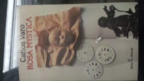 Rosa Mystica (Spanish Edition): Carios, Varo