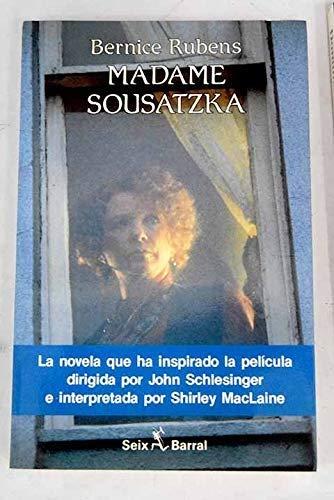Madame Sousatzka (Spanish Edition): Bernice Rubens