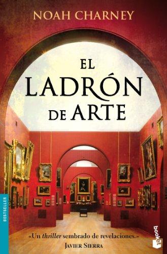 9788432250200: El ladrón de arte (Booket Logista)