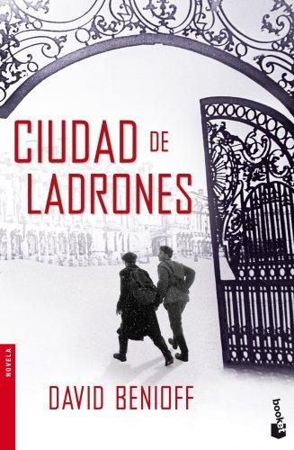 9788432250491: Ciudad de ladrones (Booket Logista)