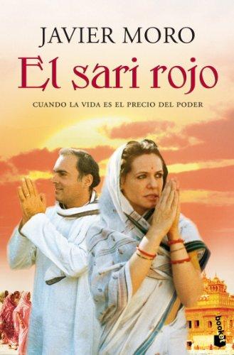 "El sari Rojo (""booket"") (ed.plus): JAVIER MORO"