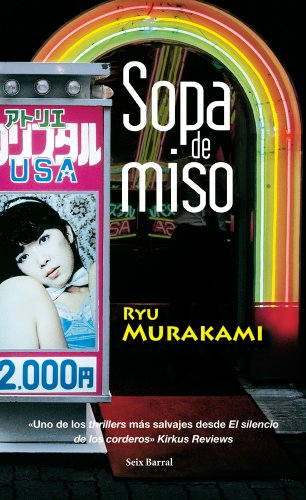 Sopa de miso: Ryu Murakami