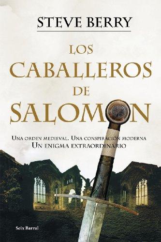 9788432296864: Los caballeros de Salomón (Novela Historica)
