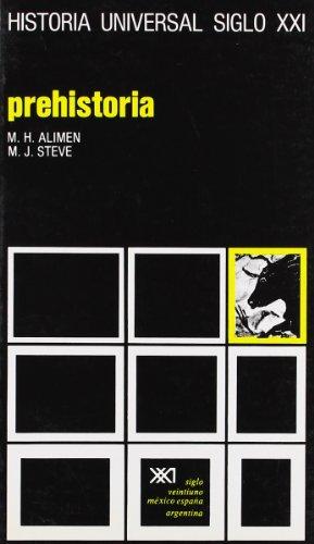 PREHISTORIA: MARIE-HENRIETTE ALIMEN -
