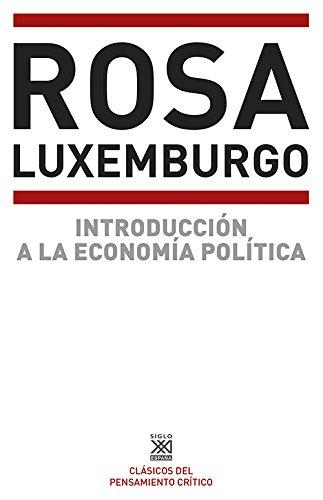 9788432301292: Introducción a la economía política (Teoría)