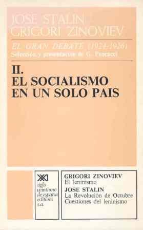 9788432301810: El socialismo en un solo país
