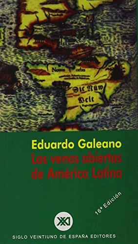 9788432303852: Las venas abiertas de America Latina