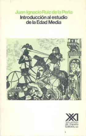 9788432304972: Introducción al estudio de la Edad Media (Historia)