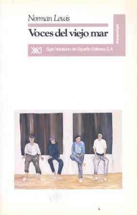 9788432307423: Voces Del Viejo Mar (Antropologia)