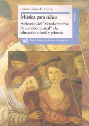 9788432307737: Música para niños: Aplicación del