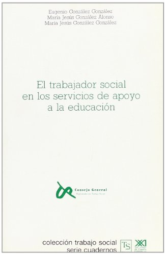 9788432308116: El trabajador social en los servicios de apoyo a la educación