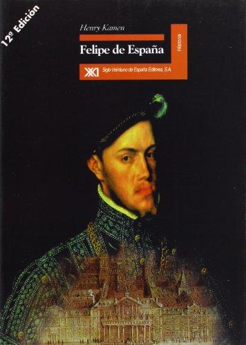 9788432309625: Felipe de España
