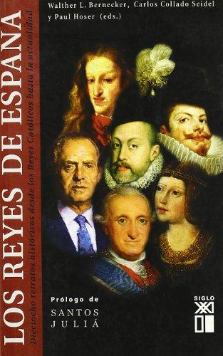 9788432309984: Los reyes de España: Dieciocho retratos históricos desde los Reyes Católicos hasta la actualidad (Historia)
