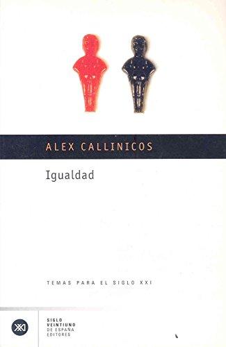 9788432311208: Igualdad (Spanish Edition)