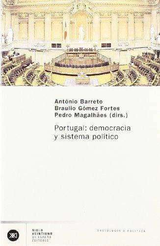 9788432311260: Portugal: Democracia y sistema político (Sociología y política)