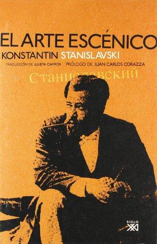 Arte escenico, el: Stanislavski, Konstantin