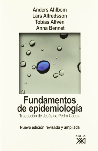 Fundamentos de epidemiología (Paperback): Anders . .