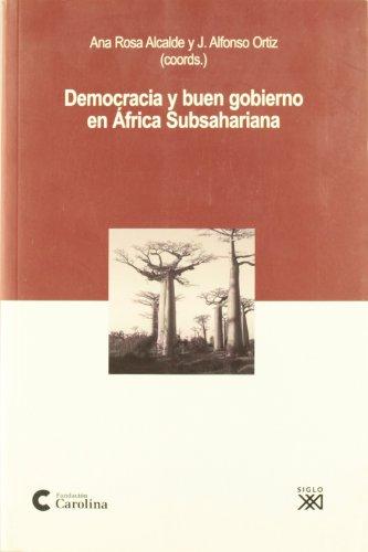 9788432313066: Democracia y buen gobierno en África subsahariana