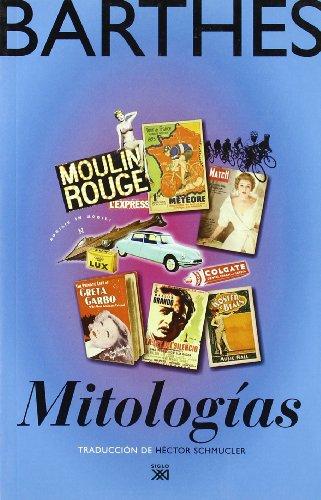9788432313202: Mitologías (Teoría)