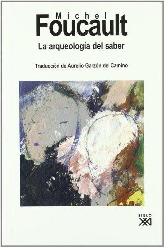 9788432313394: La arqueología del saber