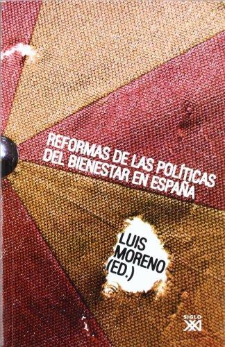 9788432313790: Reformas de las políticas del bienestar en España (Sociología y política)