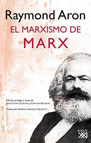 Marxismo de marx: Aron Raymond