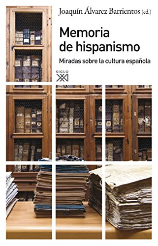9788432314742: Memoria de hispanismo (Spanish Edition)
