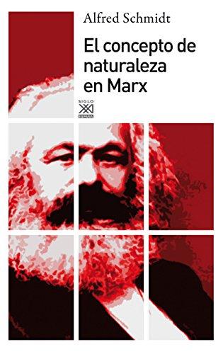 9788432314902: El concepto de naturaleza en Marx