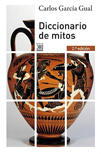 9788432314933: Diccionario de mitos